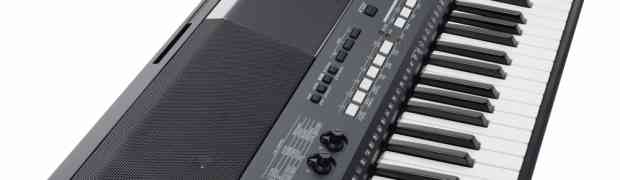 Keyboard Yamaha PSR E 433 - przegląd sprzetu