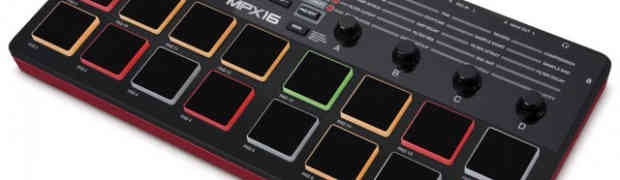 Sampler sprzętowy AKAI MPX 16