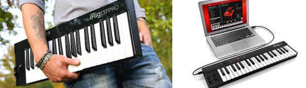 Nowe, kompaktowe klawiatury sterujące IK Multimedia